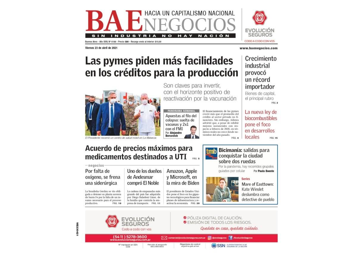 pymes,-ley-de-biocombustibles,-precios-maximos-y-recuperacion-industrial:-los-temas-del-dia-en-bae-negocios