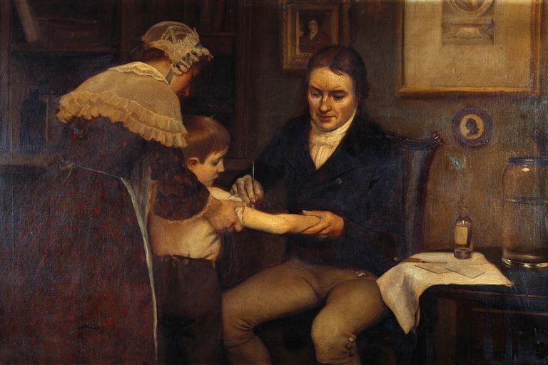 viruela:-las-arriesgadas-pruebas-de-edward-jenner-para-obtener-la-vacuna