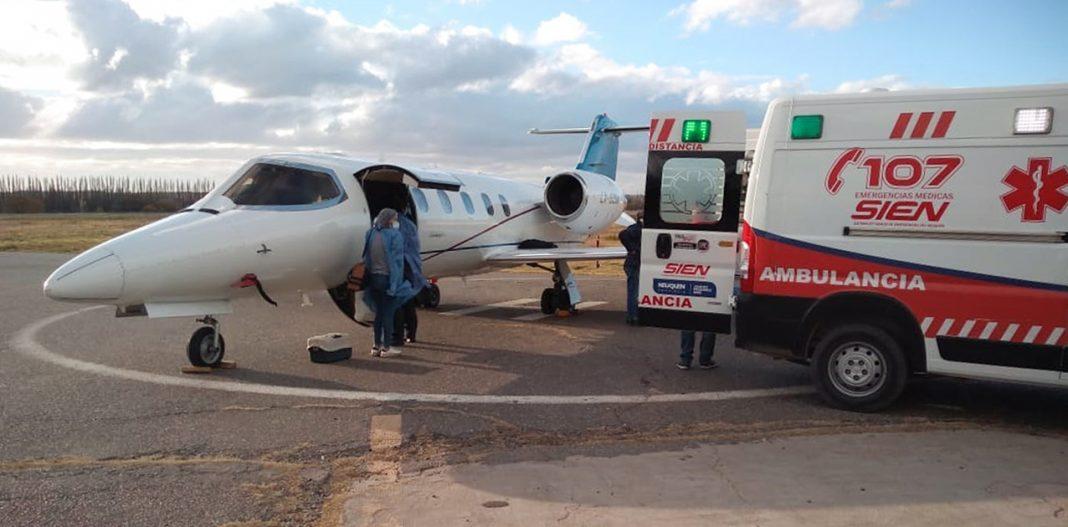 provincia-continua-con-los-vuelos-sanitarios-en-el-marco-de-la-emergencia