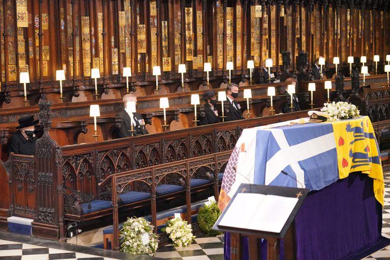 principe-felipe:-las-imagenes-mas-significativas-del-funeral