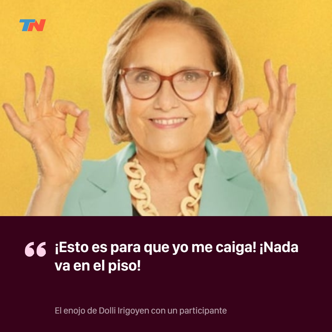"""""""bake-off-argentina"""":-dolli-irigoyen-se-harto-de-un-participante-y-su-enojo-se-transformo-en-un-meme"""