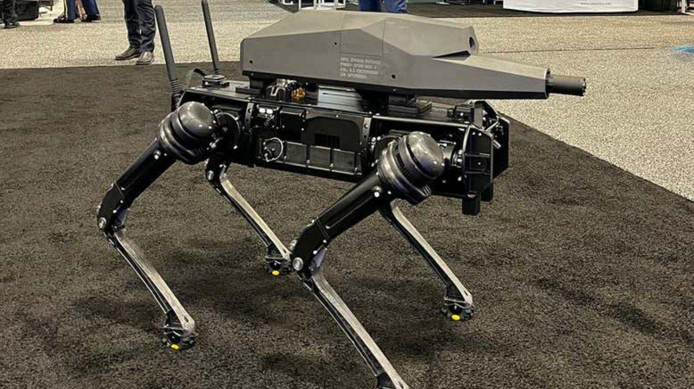 el-final-esta-cerca:-una-empresa-lanzo-perros-robot-con-armas