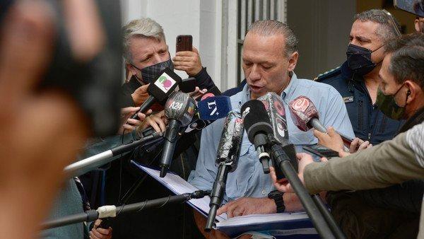 """sergio-berni-volvio-a-contradecir-al-gobierno-y-afirmo-que-debe-mandar-tropas-al-sur-por-el-conflicto-mapuche:-""""es-terrorismo"""""""
